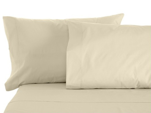 Natural Cotton Sateen bed Sheets