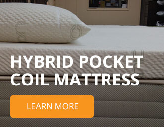 Hybrid Pocket Coil Mattress